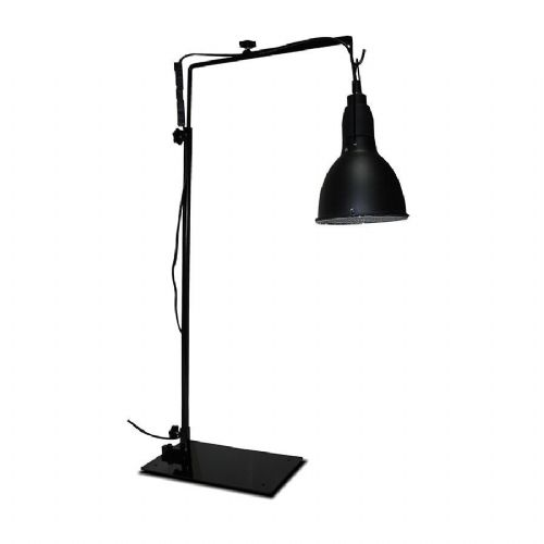 "LR Lamp Support 2 in 1"" Black"